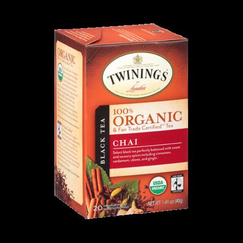Twinings Twinings Organic Chai 20s