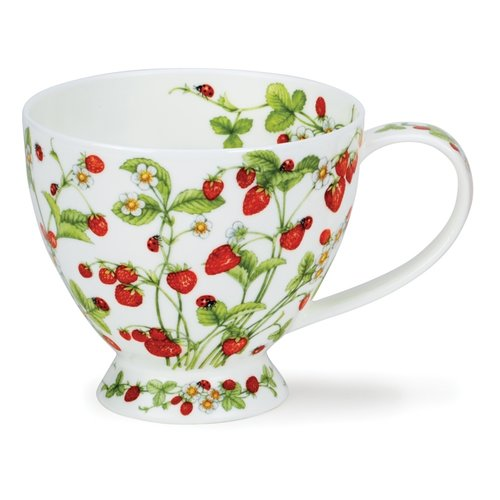 Dunoon Skye Wild Strawberries Mug