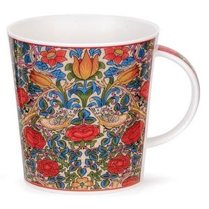 Dunoon Cairngorm Arts & Crafts Rose Mug