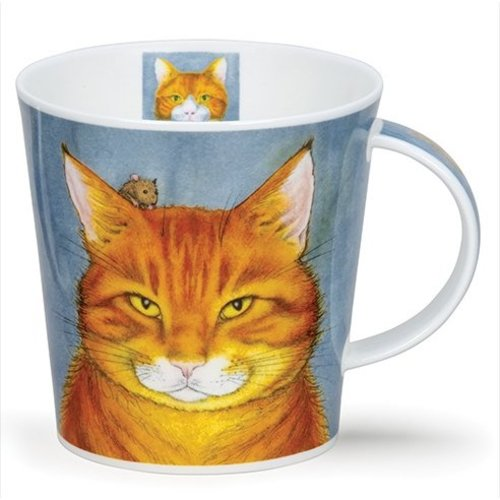 Dunoon Cairngorm Rogues Gallery Ginger Mug