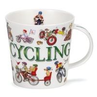 Cairngorm Sporting Antics Cycling Mug