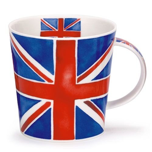 Dunoon Cairngorm Union Jack Mug