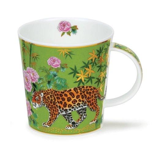 Dunoon Dunoon Lomond Aisha Green Mug