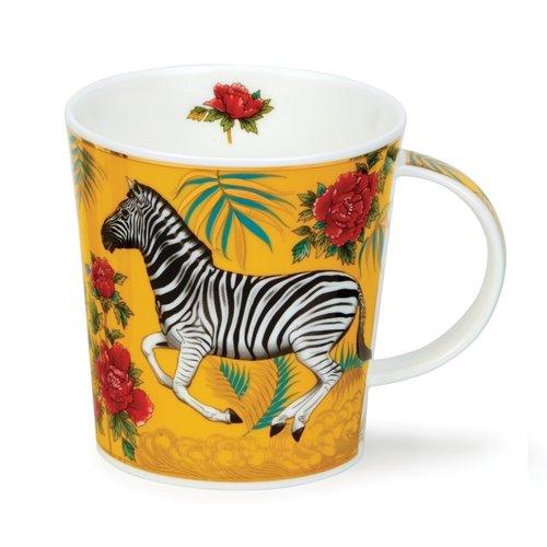 Dunoon Lomond Ashaki Yellow Mug