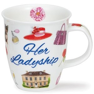 Dunoon Nevis High Society Her Ladyship Mug