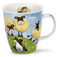 Dunoon Nevis Sheepies Hill Mug