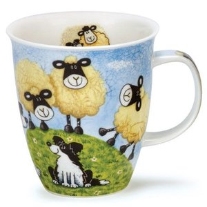 Dunoon Dunoon Nevis Sheepies Hill Mug