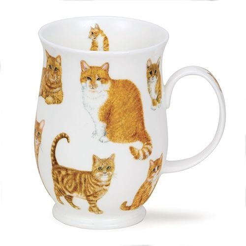 Dunoon Suffolk Cats Ginger Mug