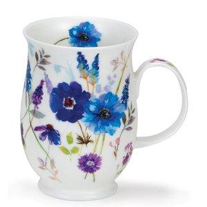 Dunoon Suffolk Blue Floral Harmony Mug