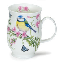 Suffolk Hedgerow Birds Blue Tit Mug