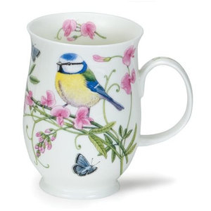 Dunoon Suffolk Hedgerow Birds Blue Tit Mug