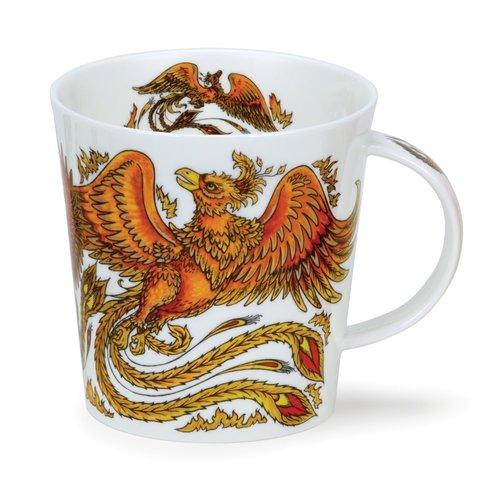 Dunoon Cairngorm Mythicos Phoenix Mug