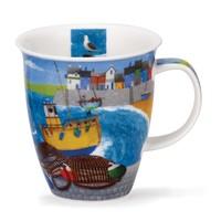 Dunoon Nevis Ahoy! Lobster Pots Mug