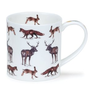 Dunoon Dunoon Orkney So Country Stag Mug