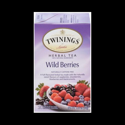 Twinings Twinings Wild Berries Herbal 20s