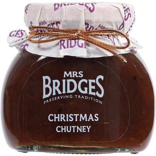 Mrs. Bridges Mrs Bridges Christmas Chutney 8.4 oz