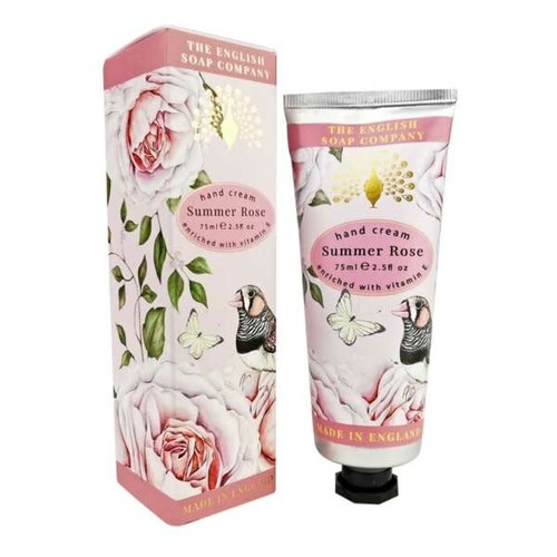 The English Soap Company Summer Rose Hand Cream