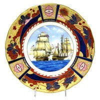 Royal Worcester Nelson Collection - Battle of Trafalgar