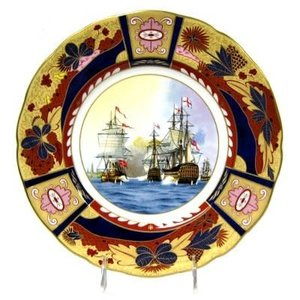 Royal Worcester Royal Worcester Nelson Collection - Battle of Copenhagen