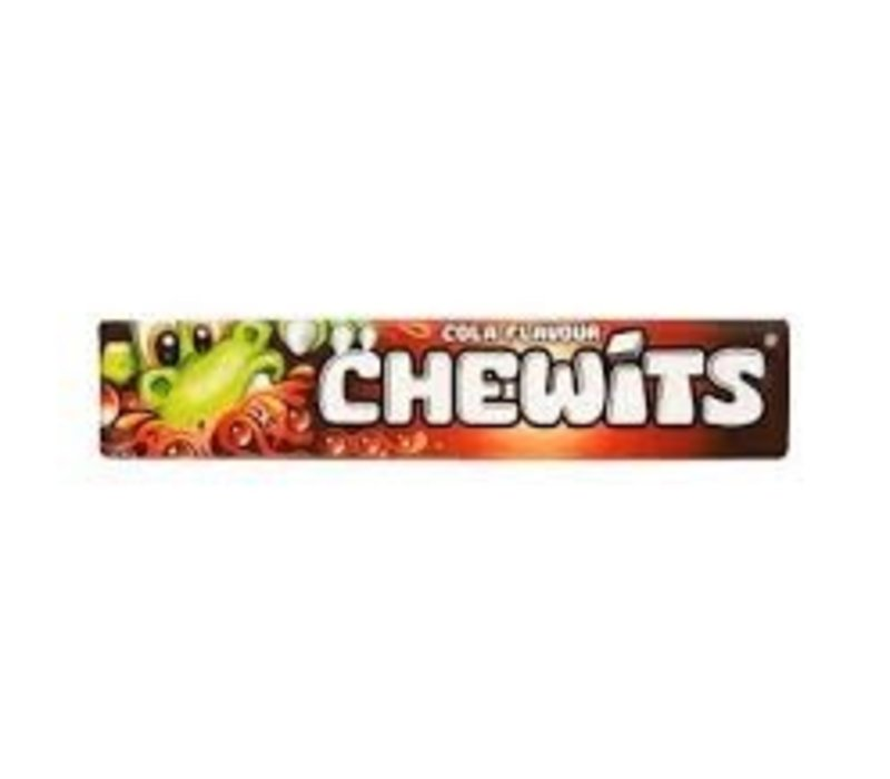 Chewits Cola Flavour