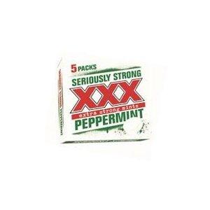 Trebor Trebor xxx strong mint 5 pack