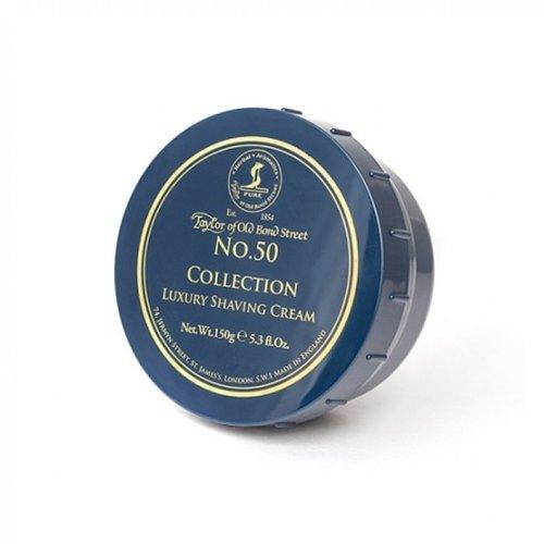 Taylor of Old Bond Street No. 50 Luxury Shaving Cream