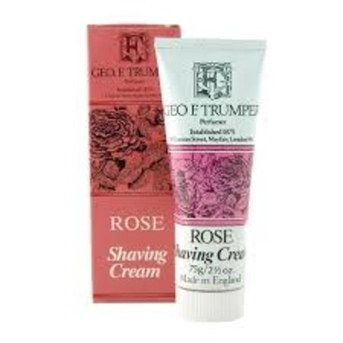 Geo F. Trumper Rose Soft Shaving Tube