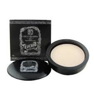 Geo F. Trumper Shaving Soap in a Bowl - Eucris
