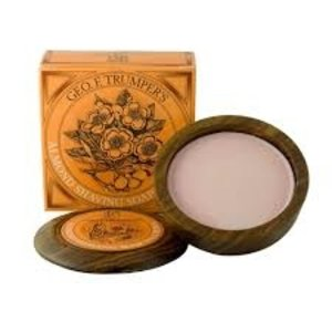 Geo F. Trumper Shaving Soap in a Bowl -  Almond