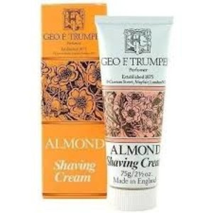 Geo F. Trumper Shaving Cream Tube - Almond