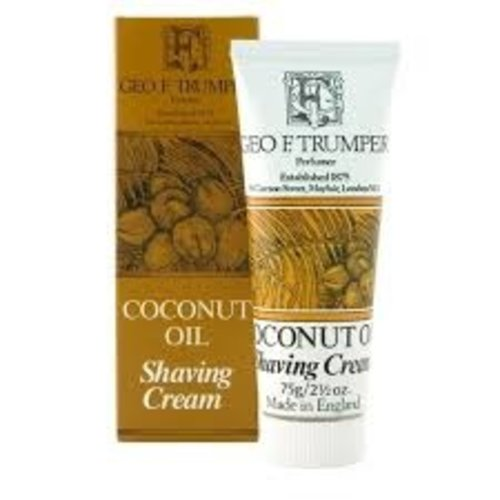 Geo F. Trumper Geo F. Trumper Shaving Cream Tube - Coconut Oil