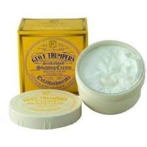 Geo F. Trumper Shaving Cream - Sandalwood