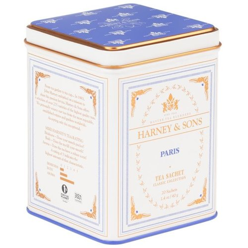 Harney & Sons Harney and Sons Paris 20s Tin