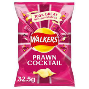 Walker's Walkers Prawn Cocktail Crisps