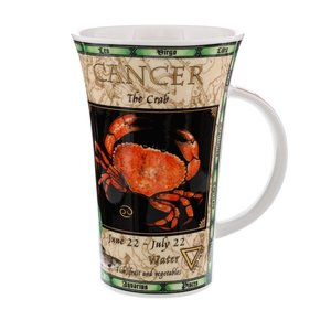 Dunoon Glencoe Zodiac Mug - Cancer