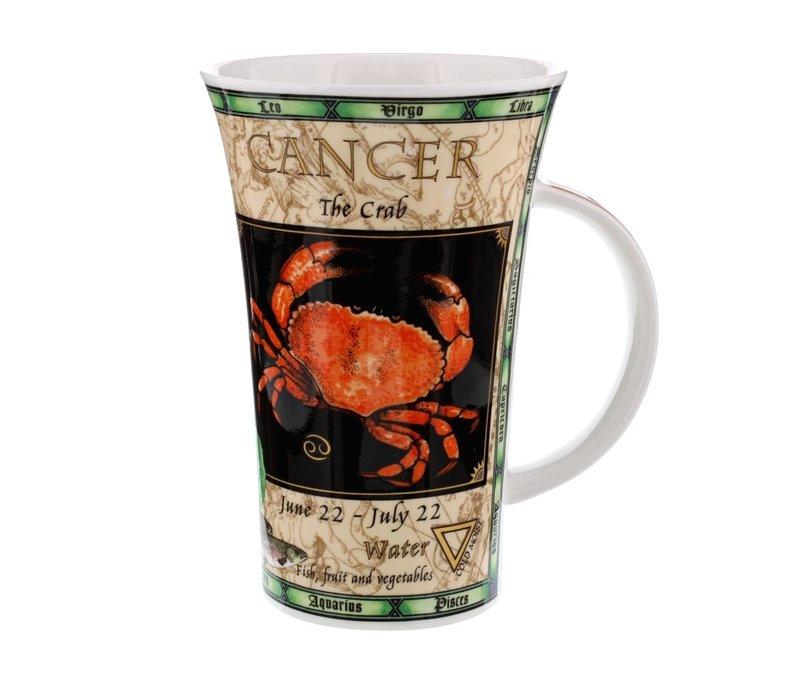 Glencoe Zodiac Mug - Cancer