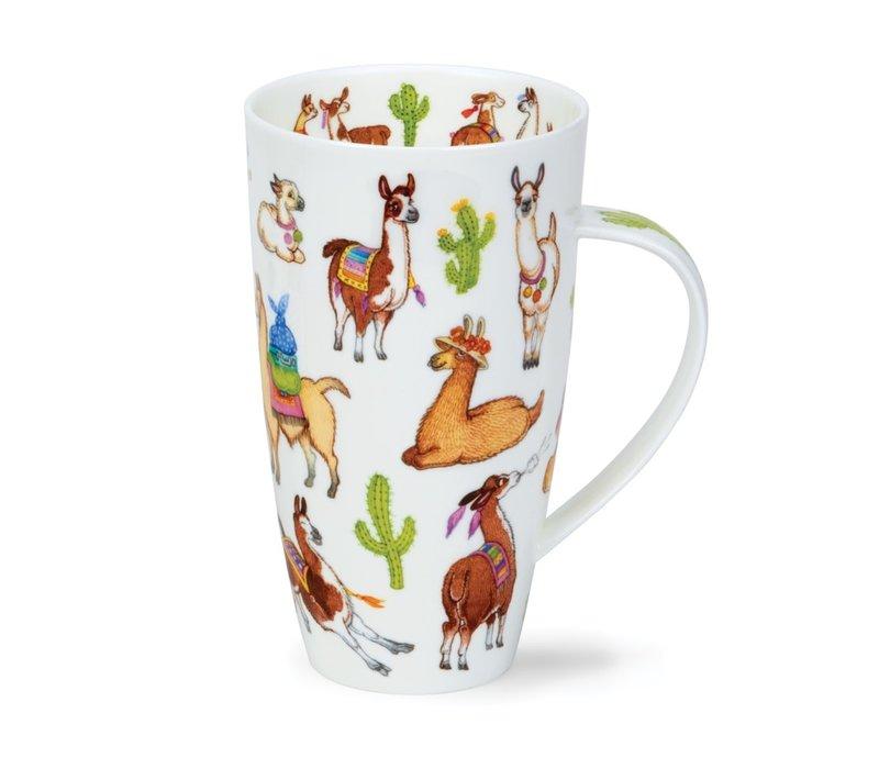Henley Llamarama Mug