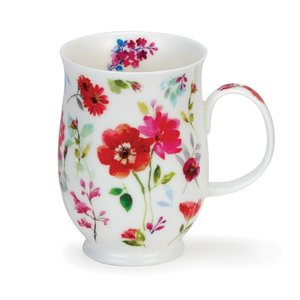 Dunoon Suffolk Red Floral Harmony Mug