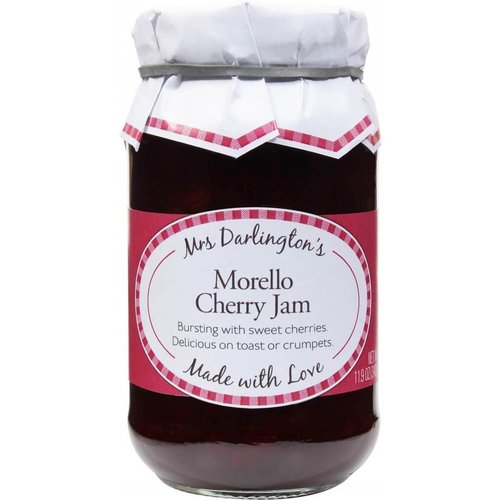 Mrs. Darlington's Morello Cherry Jam