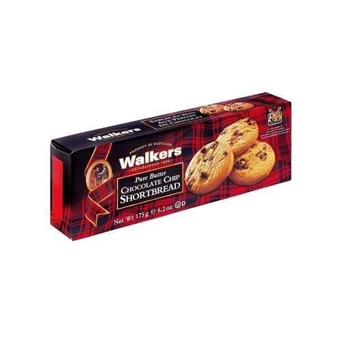 Walker's Walkers Chocolate Chip Shortbread