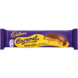 Cadbury Cadbury Caramel Biscuits