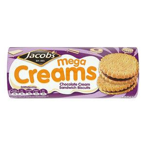 Jacob's Jacobs Mega Creams