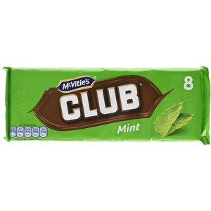 McVitie's McVities Club Mint