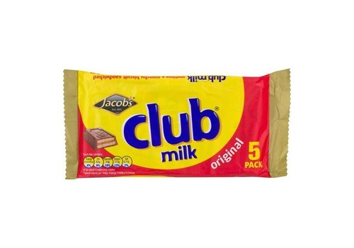 Jacob's Club Milk Chocolate