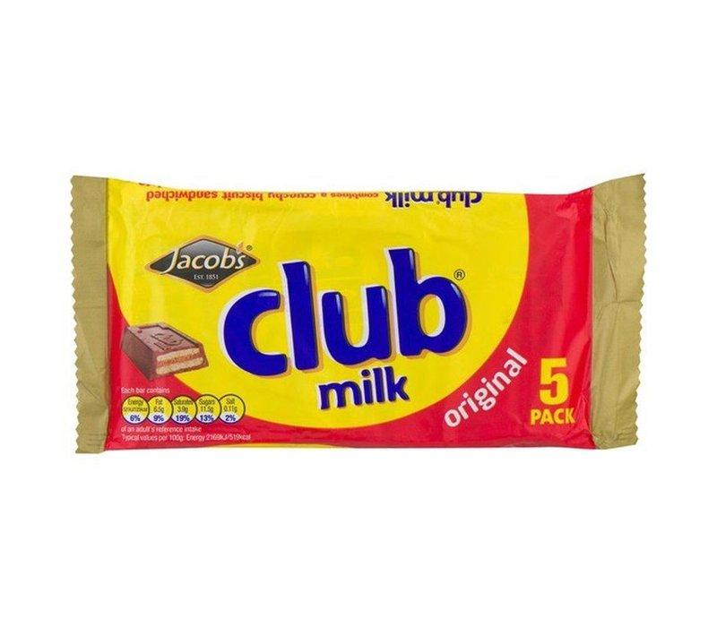 Club Milk Chocolate