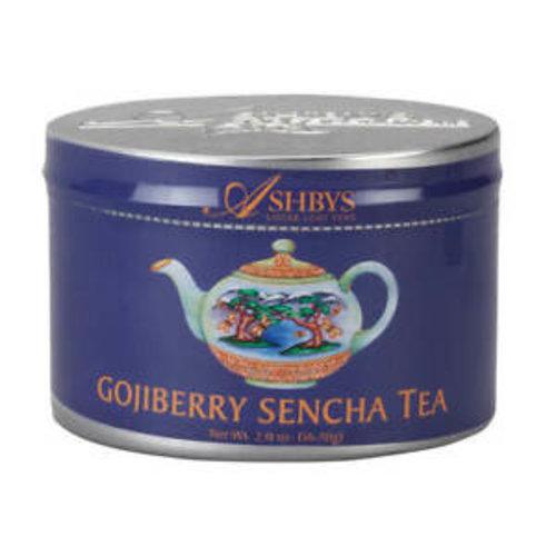 Ashbys Teas of London Gojiberry Sencha Loose