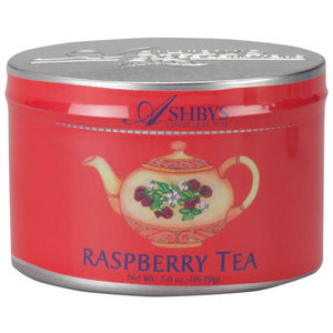 Ashbys Teas of London Raspberry Loose Tea