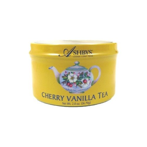 Ashbys Teas of London Cherry Vanilla Loose