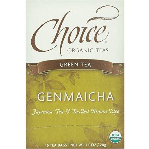 Choice Organic Genmaicha
