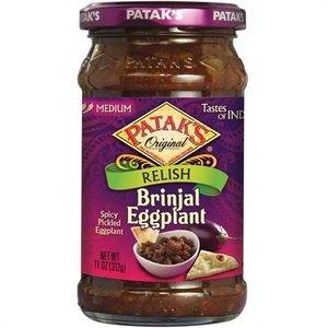 Patak's Patak's Brinjal Eggplant Relish/Pickle